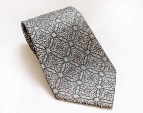 Vintage pánská luxusní kravata, 80.léta