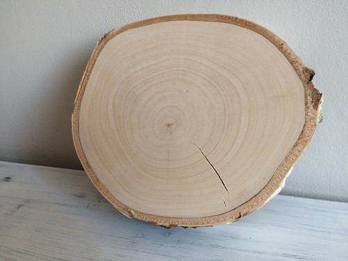 Březová kolečka k dozdobení - 16 - 19 cm