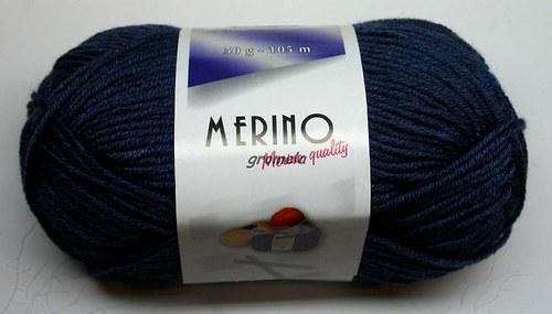 Merino 14810 (modrošedá)