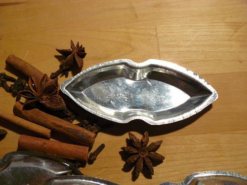 formička na pečení - pusa