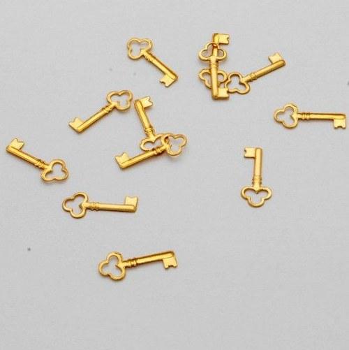 Klíčky