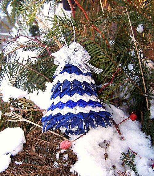 Vánoční dekorace - zvonek