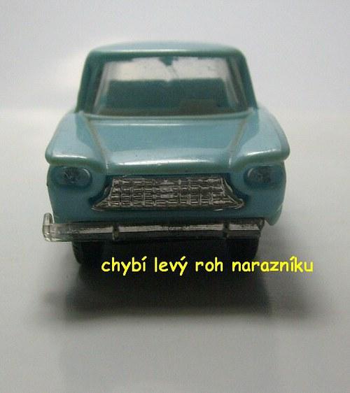 * Fiat 1300 * KDN * 1:43 * 70.tá léta *