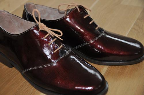 Kožené boty Chicago pro pány?Proč ne:)