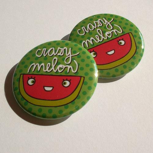 Crazy melon (placka)