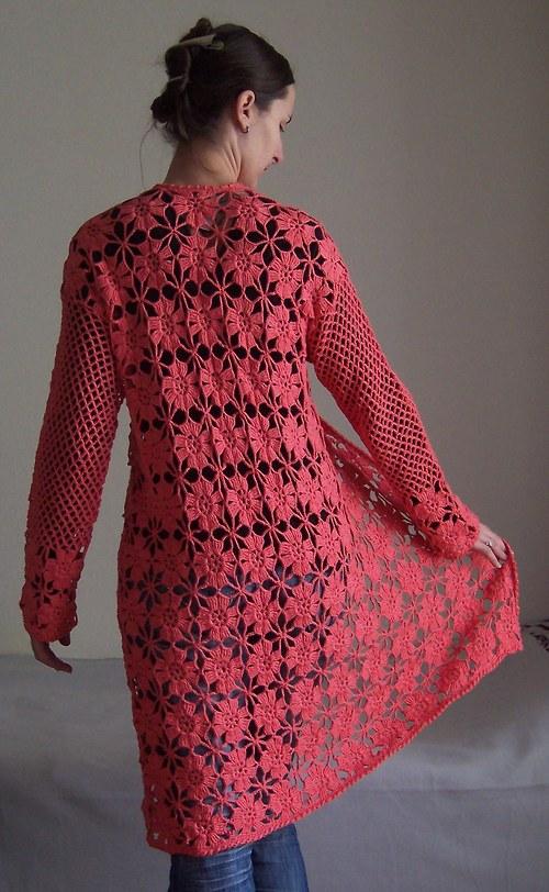 Květový kabátek