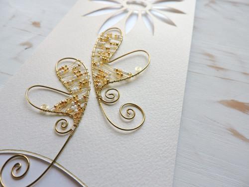 Svatební blahopřání slunečnice a srdíčka...