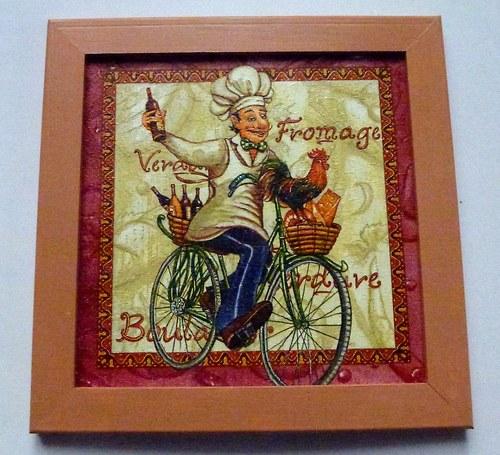 Kuchař na kole 2