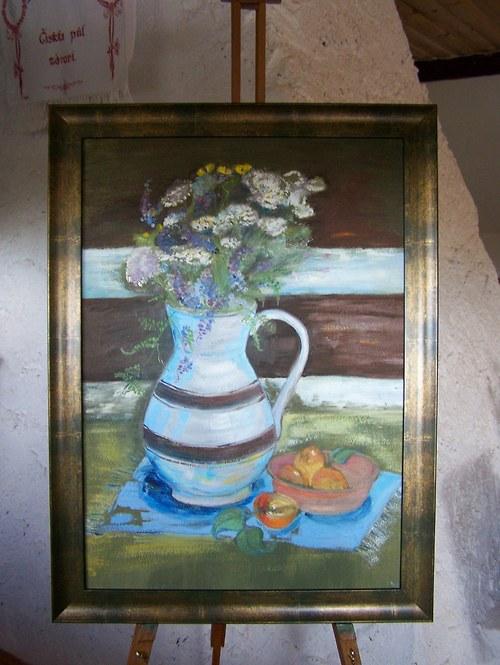 U babičky III. - sváteční kytice