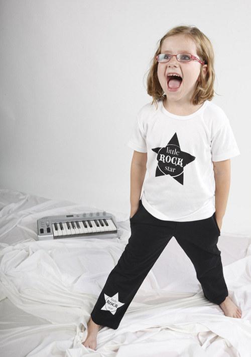 LITTLE ROCK STAR tepláky