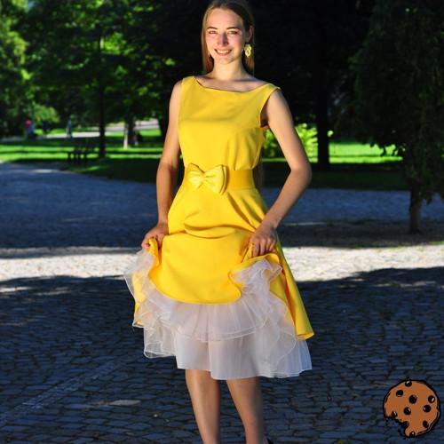 Better when I am dancing - žlutá
