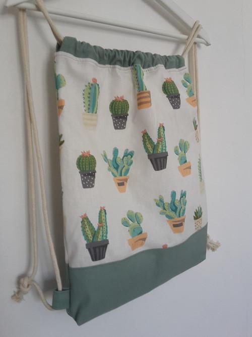 Batoh Kaktusy č.2
