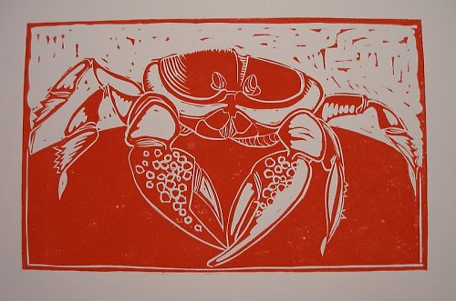 Krab (cca 23x32)