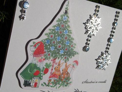 Vianočná pohľadnica 42