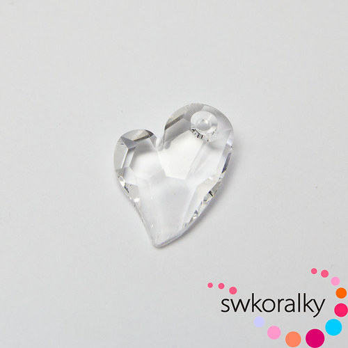 Srdce Devoted 2 You SWAROVSKI ® ELEMENTS crystal