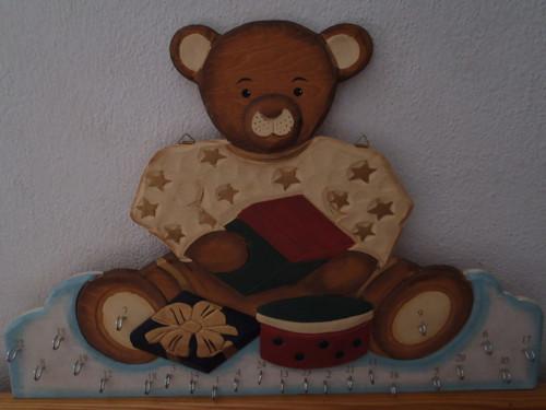 Adventní kalendář - medvědí
