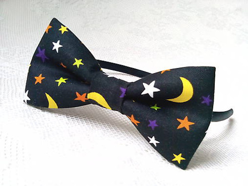 Night sky headband