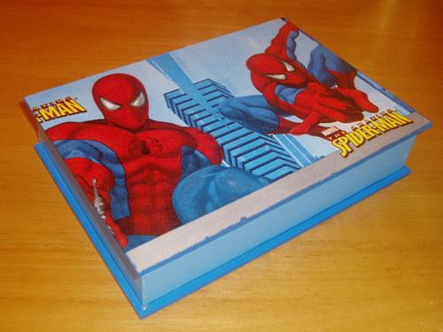Šperkovnice Spiderman