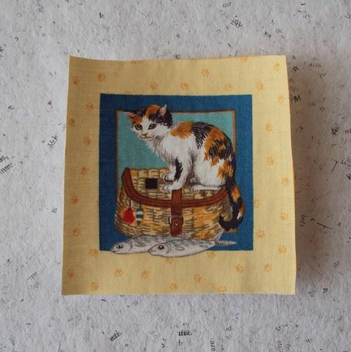 Hravé kočičky 5 - nažehlovačka