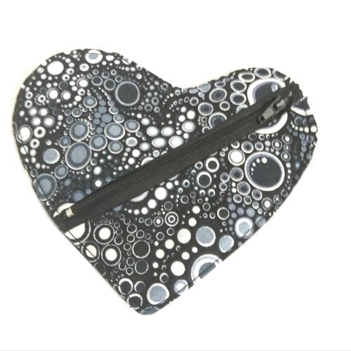 Kapsička srdcová bubbles n1