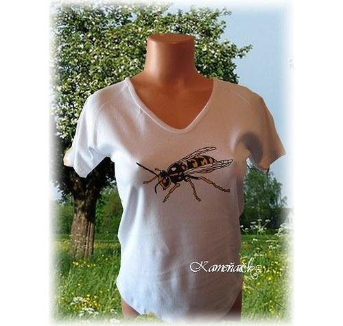 Dámské tričko s vosou