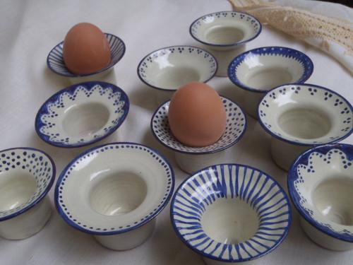 Stojánek na vařené vajíčko