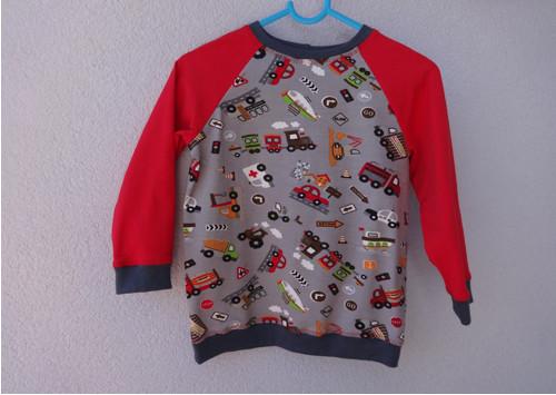 Tričko auta, hasiči, vláčky.. vel. 92-98