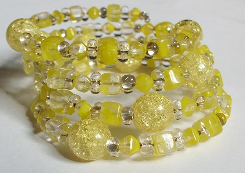 Yellow Spiral (149,-)