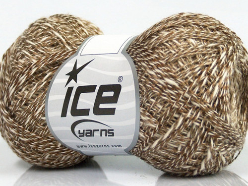 Tropical Superfine Cream Camel 50g Ice Yarns