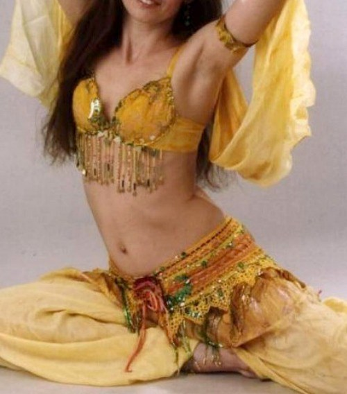 Taneční kostým