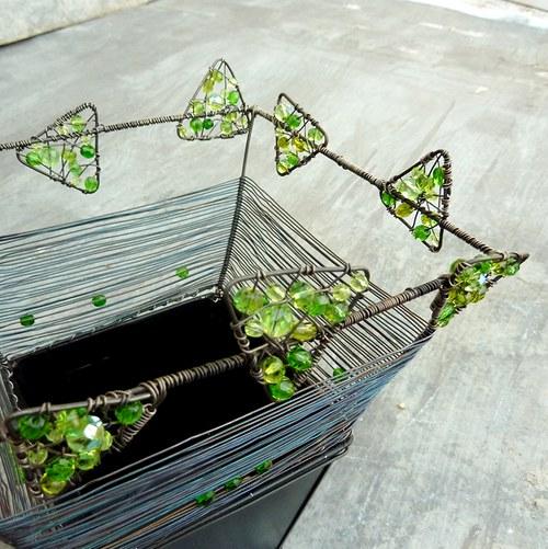 Plecháček do zelena