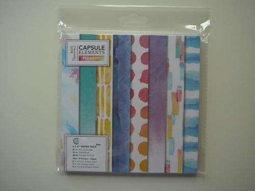 Sada papírů 15,2x15,2 cm 36 ks