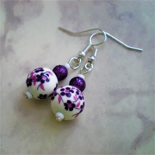 Kytičky fialové