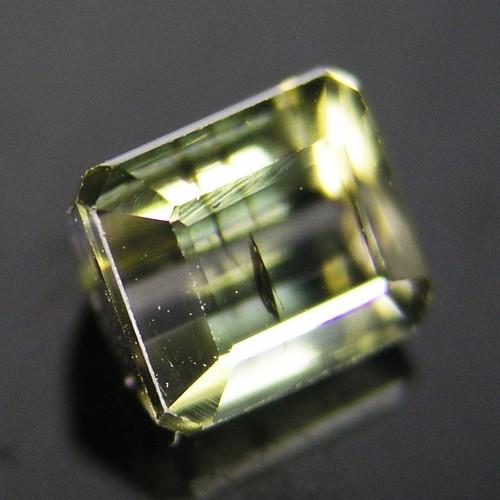 Turmalín - Verdelit, 1,58 ct., 6,3x5,7x4,5 mm
