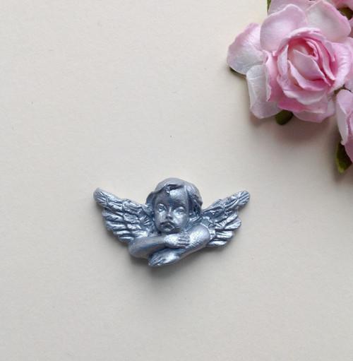 Anděl (polymerová ozdoba)