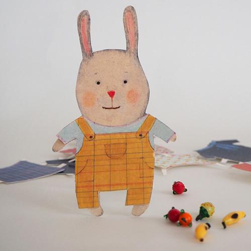 šaty dělaj králíka