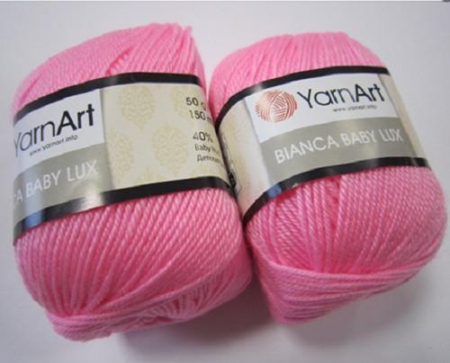BIANCA BABY LUX barva 352 růžová