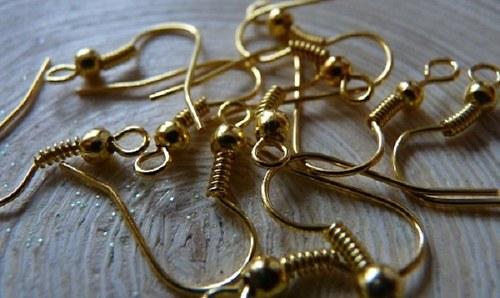 Afroháčky zlaté 3000ks/550,-