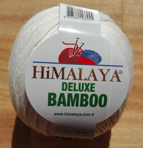 Deluxe Bamboo odstín 124-02 smetanová