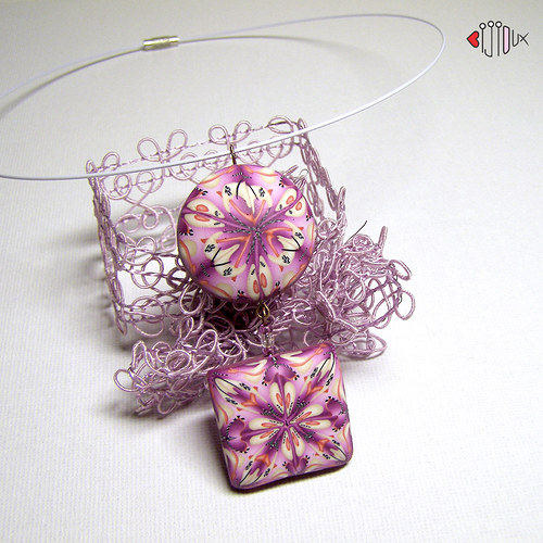 Tres ovos - Skromně luxusní - náhrdelník