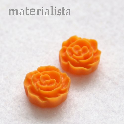 Růžičky oranžové