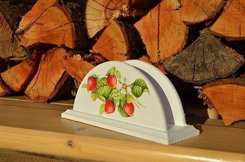 Ubrouskovník - jahody