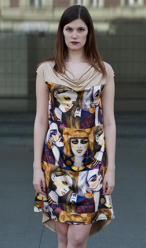X108 šaty