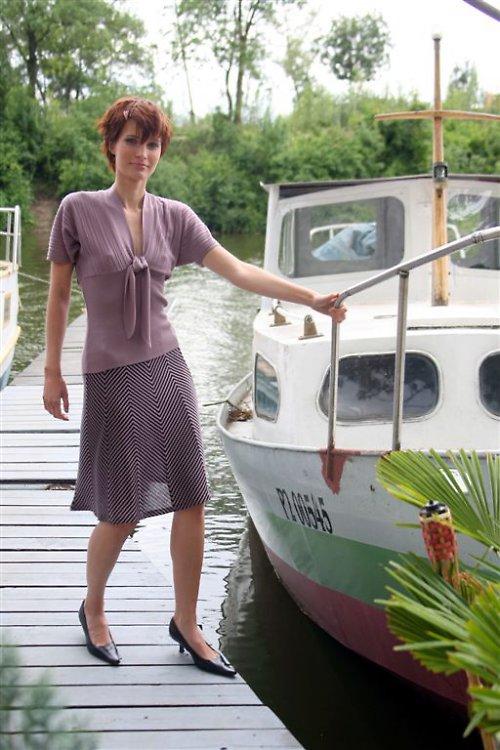 letní sukně Darina-12ti dílná
