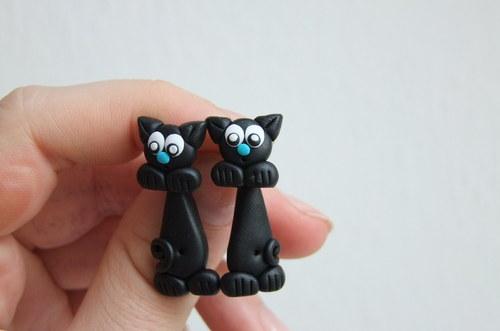 Koťátka skrz ucho - 1 pár