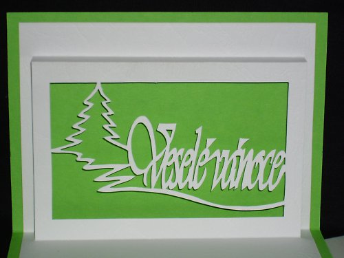 Veselé vánoce ... strom 1
