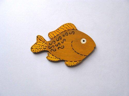 Rybička - magnet