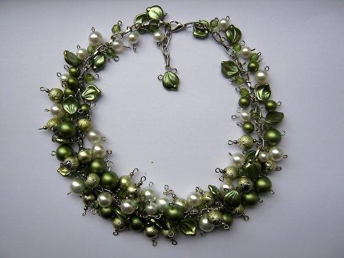 Deep forest náhrdelník !SLEVA na letní zboží!