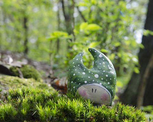 Trpaslík ze zelené kolekce