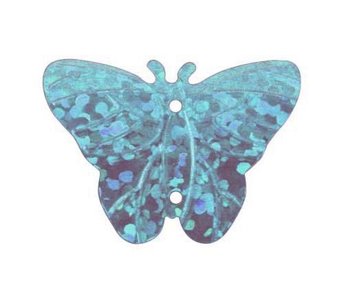 Flitry - modrý motýlek 3 g              =10387-204